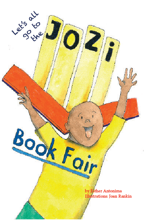 Lets go to the Jozi Book Fair